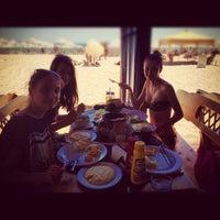 Photo taken at Beach Bar Mexo by nati k. on 6/18/2012