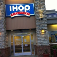 Photo taken at IHOP by David C. on 8/16/2012