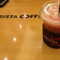 Photo taken at Arista Coffee by 최영민 C. on 3/26/2012