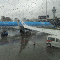 Photo taken at Schiphol Sar by JACK H. on 4/9/2012