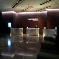 Photo taken at Le Méridien Bangkok by Duang S. on 8/19/2012