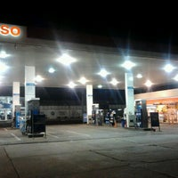 Photo taken at Esso Shop by Arbust A. on 4/7/2012
