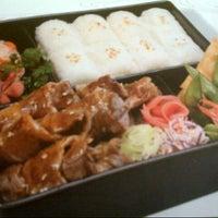 Photo taken at Bentoya by Handoko L. on 8/5/2012