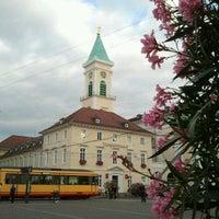 Photo taken at H Marktplatz by Karlsruher2 on 9/2/2012