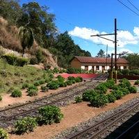Foto tirada no(a) Estação Eugênio Lefevre por Rafael L. em 8/18/2012
