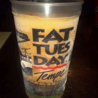 Photo taken at Fat Tuesday by Arnold C. on 9/13/2012