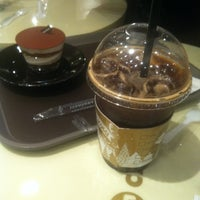 Photo taken at CAFFE PASCUCCI by Albert Donghyeon K. on 2/22/2012