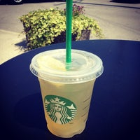 Photo taken at Starbucks by Andrea D. on 7/13/2012