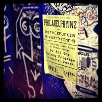Photo taken at Medusa Lounge by Ian M. on 3/18/2012