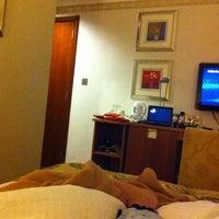 Photo taken at Holiday Inn Salmiyah Hotel by Elliz R. on 6/28/2012