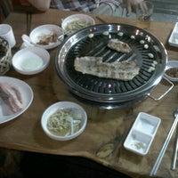 Photo taken at 왕산골 by Darren on 8/3/2012
