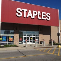 Photo taken at Staples by Allen H. on 6/13/2012