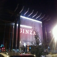 Photo taken at Ginza by Wolf H. on 4/11/2012