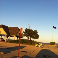 Photo taken at Scarborough State Beach by Ron B. on 6/15/2012