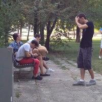 8/24/2012 tarihinde Gergely S.ziyaretçi tarafından Gesztenyéskert'de çekilen fotoğraf