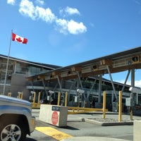Photo taken at Canada Border Services Agency by Gerard L. on 6/9/2012