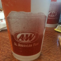 Photo taken at A&W by Debbie D. on 6/21/2012