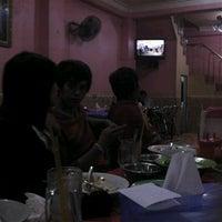 Photo taken at ayam bakar pak tris by She D. on 3/27/2012