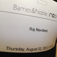 Photo taken at Barnes & Noble - Digital Products by Navdeep R. on 8/2/2012