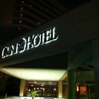 Photo taken at Omni Austin Hotel at Southpark by iGoByDoc on 3/12/2012