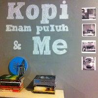 Photo taken at Kopi 60 by Redz .. on 7/6/2012