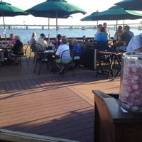 Photo taken at Officer's Club at Newport Naval Station by Jason N. on 7/12/2012