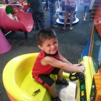 Photo taken at Chuck E. Cheese's by John H. on 7/28/2012