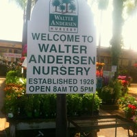 Photo Taken At Walter Andersen Nursery By Joe 0 On 5 20 2017