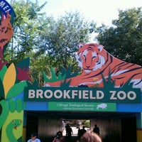 Photo taken at Brookfield Zoo by Amanda O. on 6/9/2012