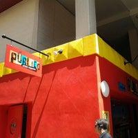 Photo taken at Publico Urban Taqueria by Vittorio S. on 5/10/2012