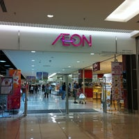 Photo taken at AEON by James O. on 4/5/2012