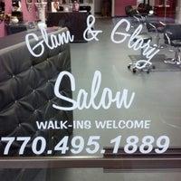 Photo taken at G&G Salon by GWEN C. on 8/11/2012