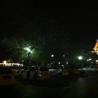Photo taken at Waterfront Free Parking by Emelia M. on 7/9/2012