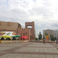 Photo taken at Мир by Iren D. on 7/10/2012