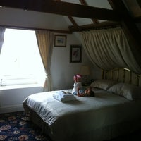 Photo taken at Penally Abbey Hotel by Stephen P. on 8/11/2012