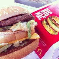 Photo taken at McDonald's by Filipe L. on 9/12/2012