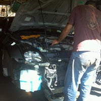 Photo taken at NC Auto Repair by Nate C. on 9/9/2012