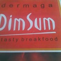 Photo taken at Dermaga Dim Sum by Dendy K. on 4/1/2012