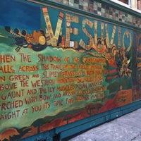 Photo taken at Vesuvio Cafe by Geraldina S. on 8/31/2012