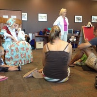 Photo taken at Lincoln Public Library by Marissa K. on 8/16/2012