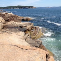 Photo taken at Acadia National Park by Angie on 8/4/2012