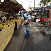 Photo taken at Pastel Da Rua by Jefferson D. on 3/17/2012
