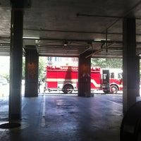 Photo taken at Firehouse #3 - Savannah Fire Department by Ari W. on 8/18/2012