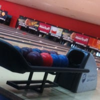 Photo taken at Universal Bowling Center by Faisal B. on 8/12/2012