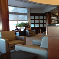 Photo taken at Admirals Club by Kendall M. on 6/8/2012