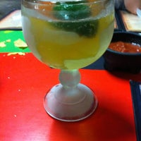 Photo taken at Cazadorez Mexican Grill by Andre'a on 3/28/2012