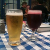 Photo taken at Bier Garden by Myranda C. on 6/25/2012