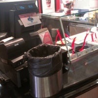 Photo taken at Red Mango by Adrienne M. on 7/12/2012