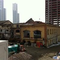 3/3/2012 tarihinde Lokman B.ziyaretçi tarafından Bomonti Bira Fabrikası'de çekilen fotoğraf