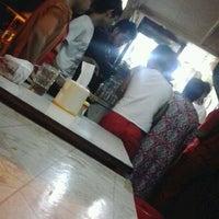 Photo taken at Nasi uduk ibu wiri by @iGunadiAn on 5/12/2012